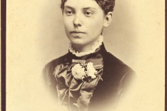 Photo-2-Young-Lady-flower-corsage-C.-E.-Beane-Boston-Mass.