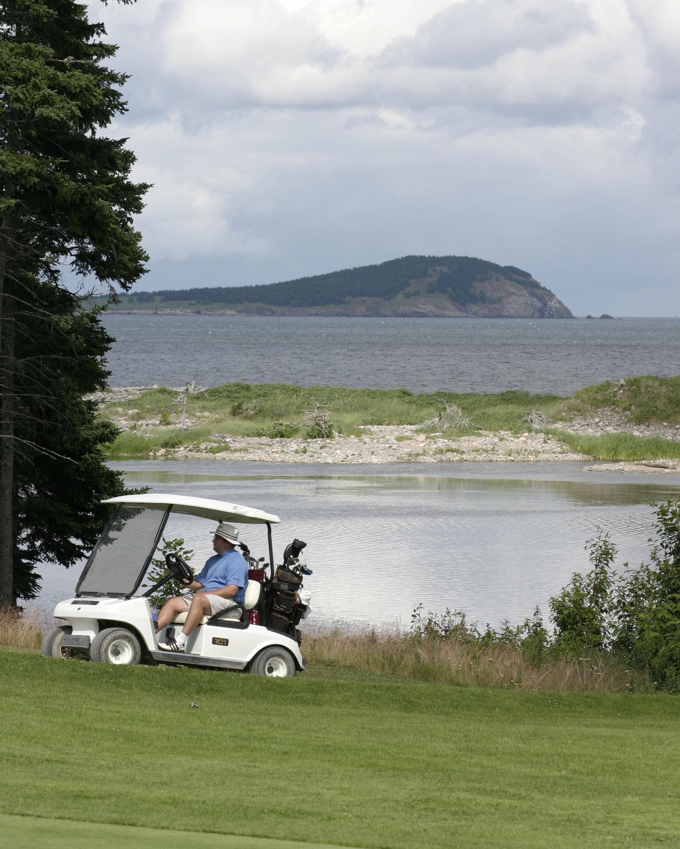Golf-Highlands Links
